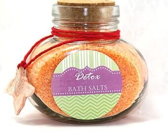 """Bath salts """"Detox"""""""