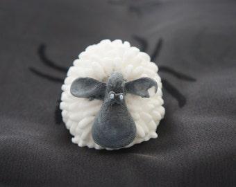 Sheep Soap