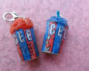 Icee Charms/ Earrings