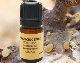 Frankincense Egyptian Essential Oil Organic 5ml, 10 ml or 15 ml