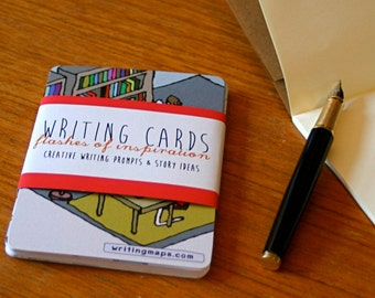 Writing Cards: Creative Writing Prompts to Share
