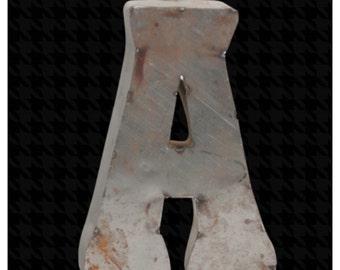Metal Letter or Number
