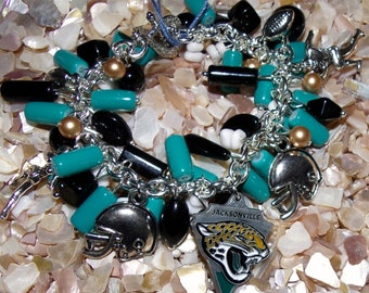 Jacksonville Jaguars Bracelet