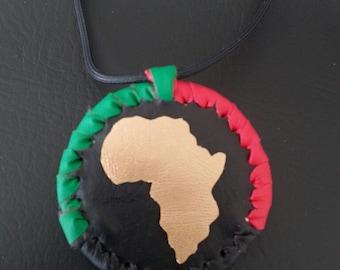 AFRICAN MEDALLION