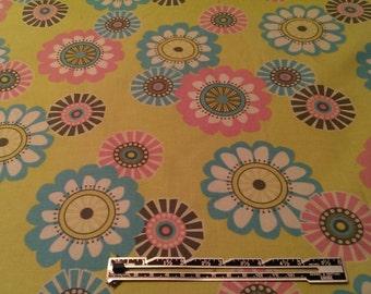 Sugar Pop floral fabric by Liz Scott for Moda Fabrics