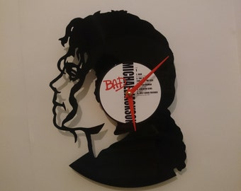 Michael Jackson Record Clock