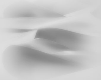 White Wall Decor Dreamy Photography Modern Art White Wall Art Minimalist Art Landscape Photography White On White Desert Art Landscape Photo