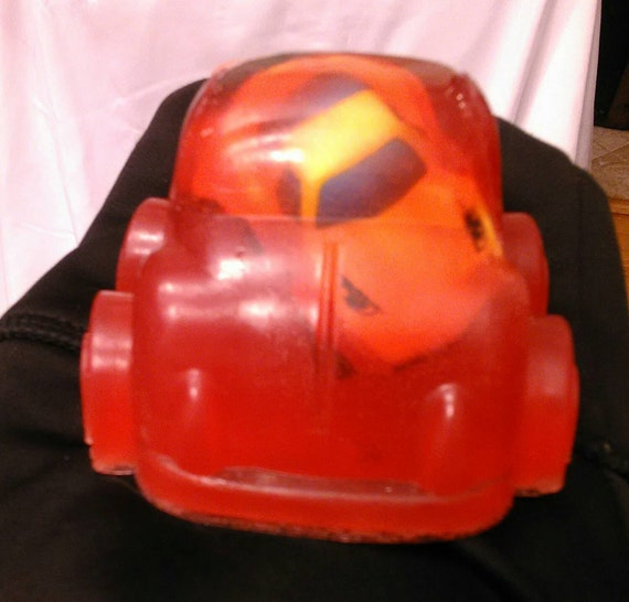 VW Beetle Fun Soap With Toy Car