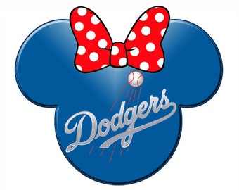 Popular items for la dodger on Etsy