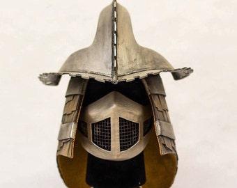 Shredder samurai helmet prop kit