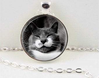 Happy Cat Pendant