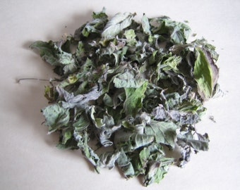 Autumn Dried Mint Leaves, Dried Mint, Supplies for Tea, Arts, Crafts, Home Decor