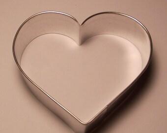 """4"""" Heart Cookie Cutter"""