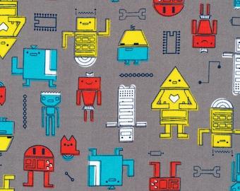 Robotic  Fabric