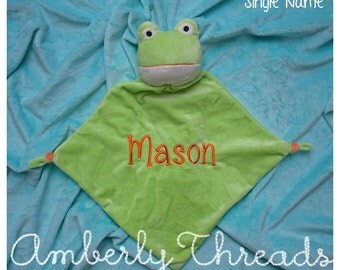 Snuggle Blankets, personalised soft security blankets, unique gift idea