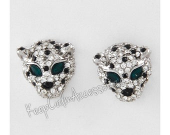 Cartier INSPIRED Panther Earrings