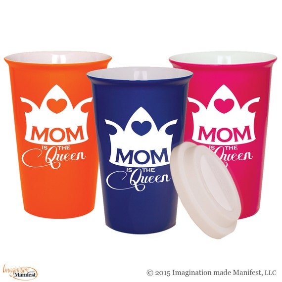 Queen Themed Gifts Queen Mom Themed Latte Mugs