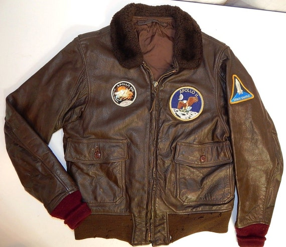 apollo era flight jacket - photo #44