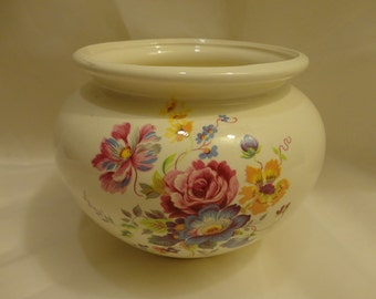 Flower Pot ~ FREE Domestic Shipping