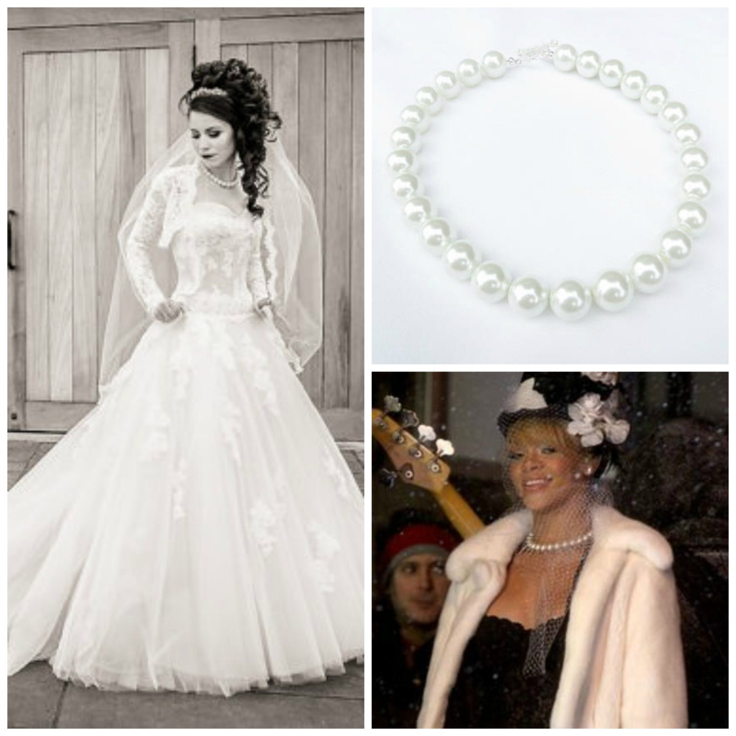 Wearing Pearls Like A Celebrity - Part I - PearlsOnly