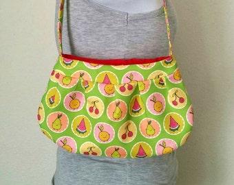 Happy Fruit Purse