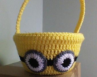 Minion Easter Basket