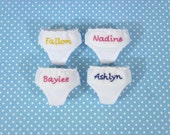MADE TO ORDER Personalized Panty for Neo Blythe Doll