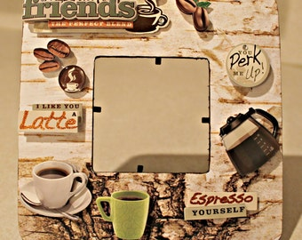 Friends/ Coffee /  Picture frame