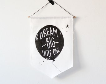 Dream Big Banner