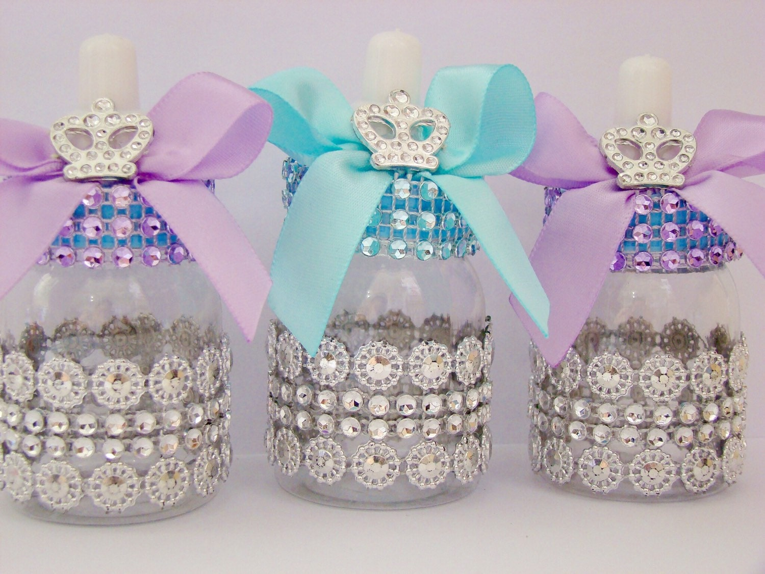 12 frozen baby shower favors under the sea by marshmallowfavors