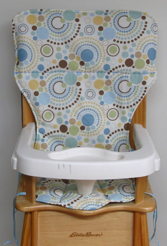 Eddie Bauer Wood High Chair Pad Replacement By