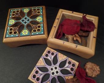 Handmade Potpourri Box