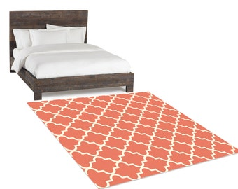 nautical decor kids rugs area rug 5x8 boys room by hawkerpeddler. Black Bedroom Furniture Sets. Home Design Ideas