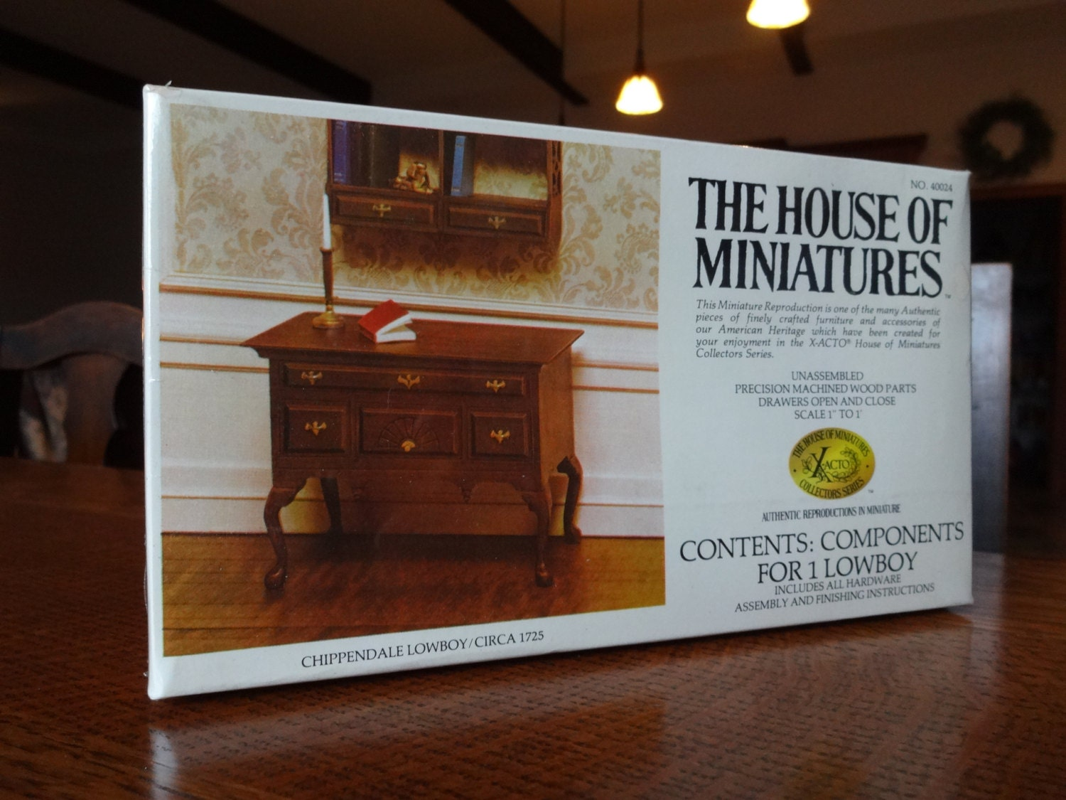 House Of Miniatures 40024 Doll House Furniture