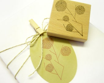 Rubberstamp - Squiggle plantlets