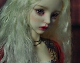 MaskcatDoll  *Lisette*(Vampire) 1/3 Size BJD Doll *Head Only*