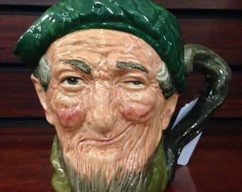"Royal Doulton ""Auld Mac"" Toby Mug #5823"