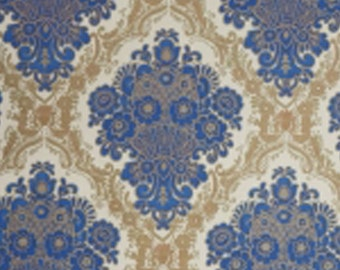 INTAGE ORIGINAL 1970s 1960s Time is Changing Iconic Floral Wallpaper