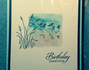 Birthday Card- Masculine