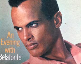 Harry Belafonte - An Evening With Belafonte - vinyl record