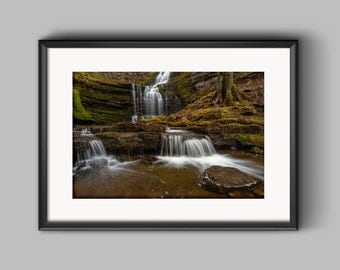 Fine art print of Scalebar Force, Yorkshire