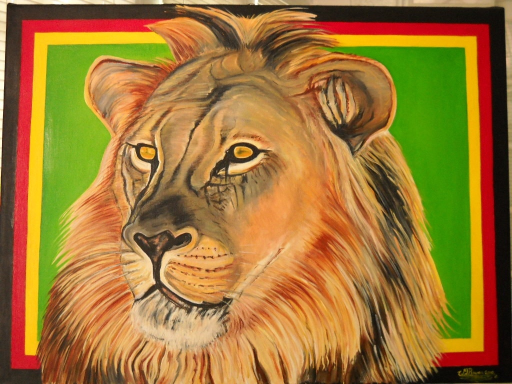 The Conquering Lion Conquering Lion Of Judah