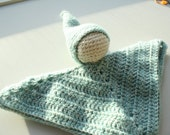 "Crochet Pattern Lovey ""Macx"" - PDF File"