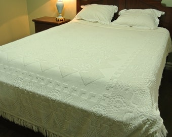 Bates George Washington Bedspread - Full