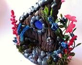OOAK Handmade Fantasy Fairy House Door