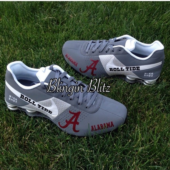 Alabama Crimson Tide Nike Shoes