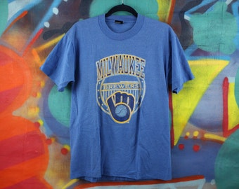 Milwaukee Brewers MLB baseball tee / tshirt / shirt