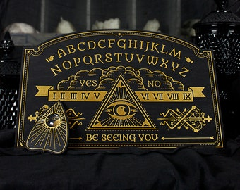 Illuminate Spirit Board - Ouija Board - Full Size