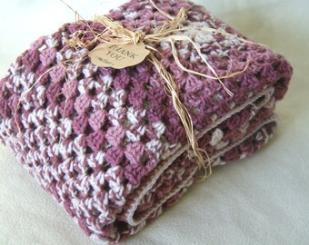 Baby blanket crochet, Pink baby blanket, baby girl blanket