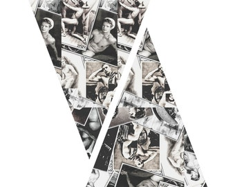 Hot nude erotic men printable decorations 99p download party supplies to print bunting garland flags